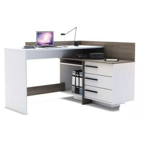 Новинка : Компактный угловой стол