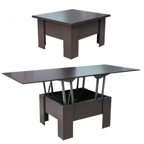 Многофункциональное решение : мебель трансформер